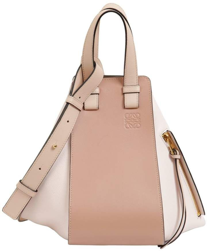 d90ff10b114e Loewe Small Hammock Leather Bag | Bags 2 | Pinterest | Small leather ...
