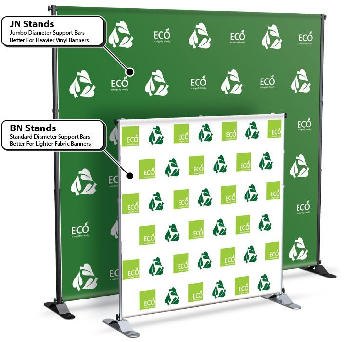 Jn5 Banner System This Would Be Set Up As A 10 X 10 Full Color Edge Less Graphic Of The Farm Stead Banner Stands Banner Vinyl Banners