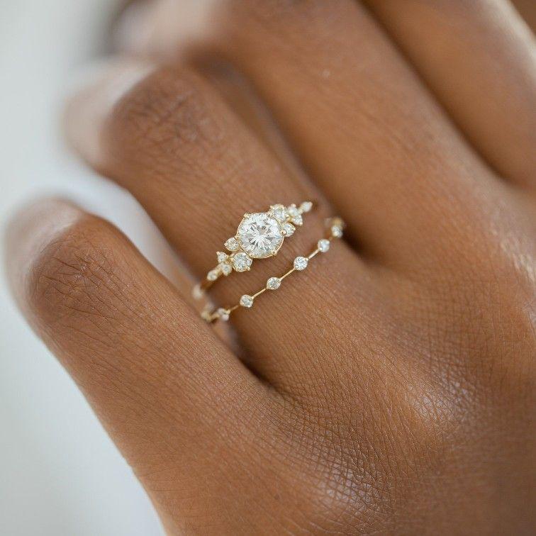 Pin Van Karen Van Den Bosch Op Huwelijk Verlovingsring