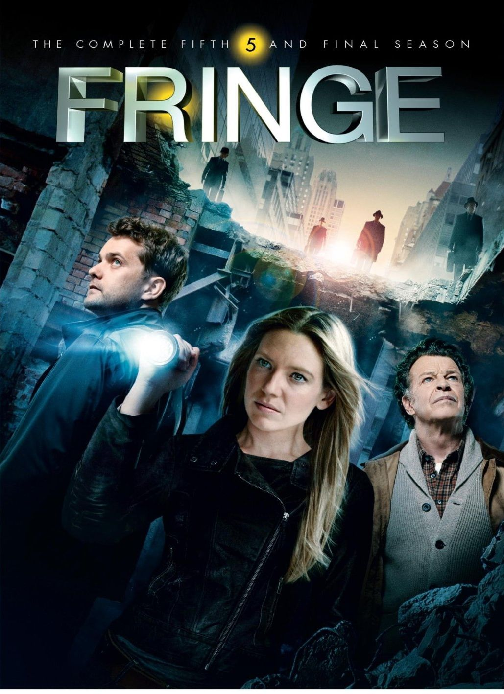 Fringe Hd 1080p Serie Empire E 1080p