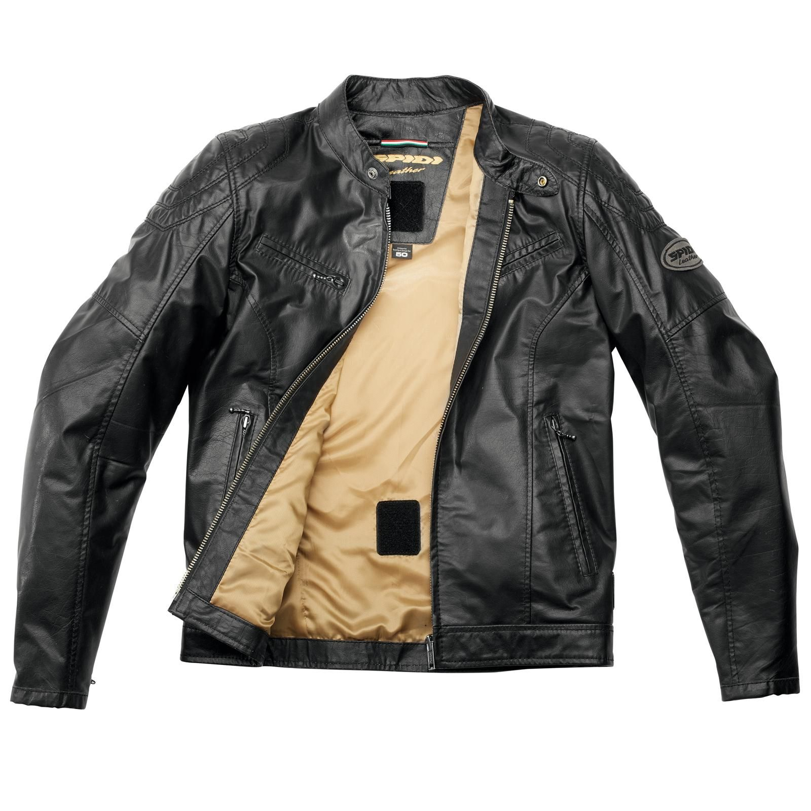 Spidi Ring. 2013. A new standard in motorcycle jacket