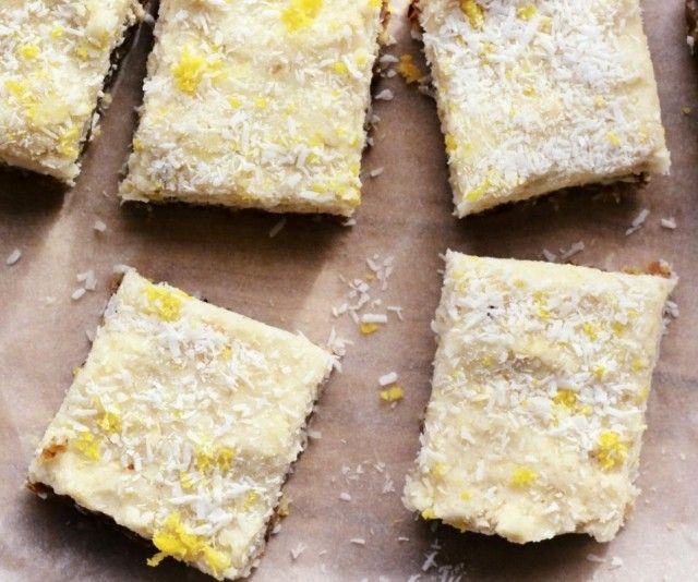 Mandii's lemon slice