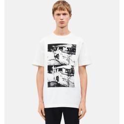 Photo of Calvin Klein T-Shirt mit aufgesetzten Taschen Ambulance Disaster Xl Calvin Klein
