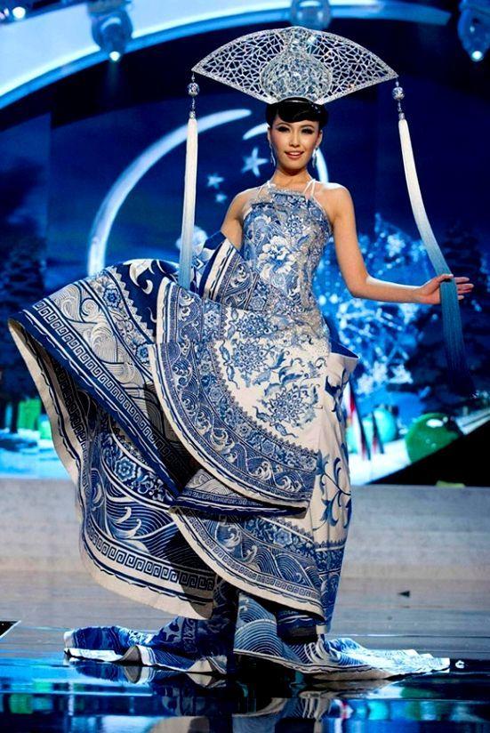 ปี 2012 : Ji Dan Xu นางงามจากจีน
