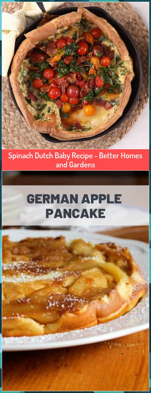 570fcd0f70db8330e1f9c5e0a13113a5 - Better Homes And Gardens Spinach Dutch Baby