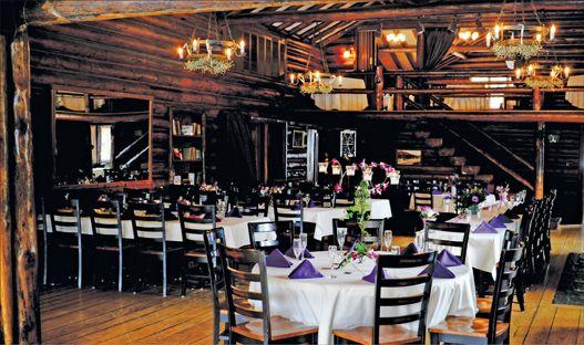 Twin Owls Steakhouse Estes Park Colorado Wedding Reception Site