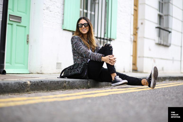 On the Street….Soraya Bakhtiar