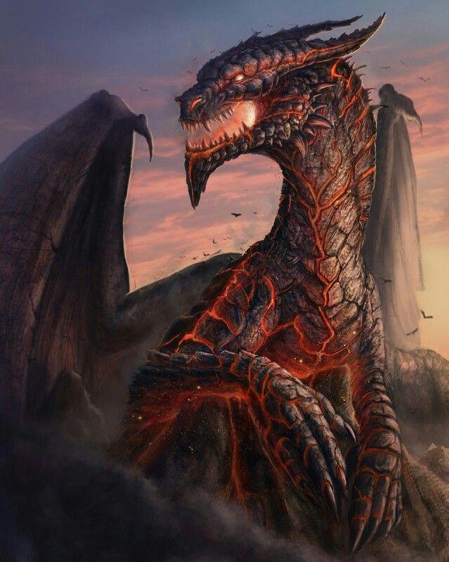 beware the lava dragon