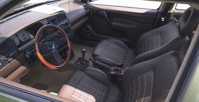 Golf A3 Custom Interior Volkswagen Passat Golf Mk3 Custom Golf