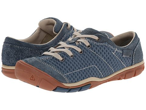 Keen Mercer Lace II CNX Indian Teal - Zappos.com Free Shipping BOTH Ways