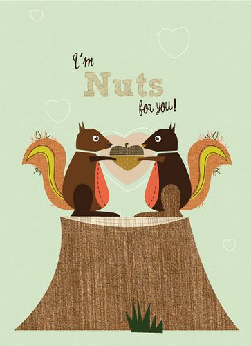 I'm Nuts for you!