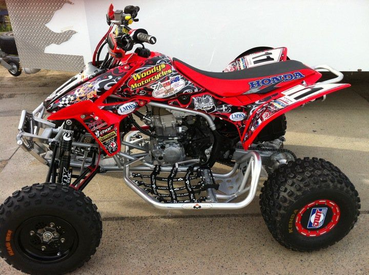 Trx450r Atv Quads Atv Motocross Atv Riding