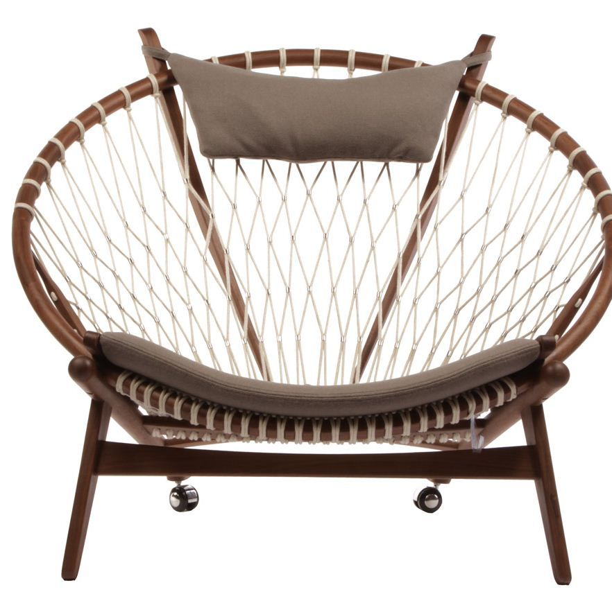Replica Hans Wegner Circle Chair