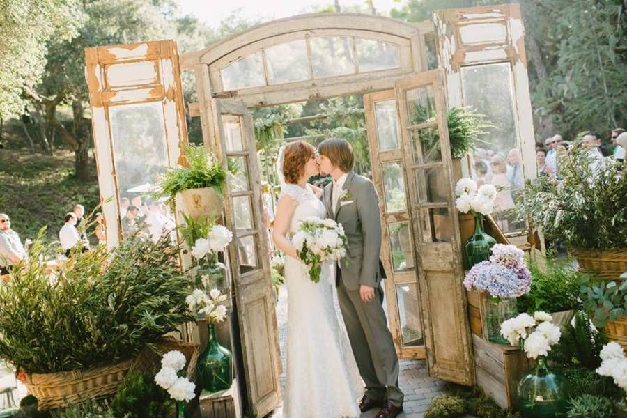 Aún no sabes sobre decoraciones de bodas vintage? Aquí te traigo 54 - bodas sencillas