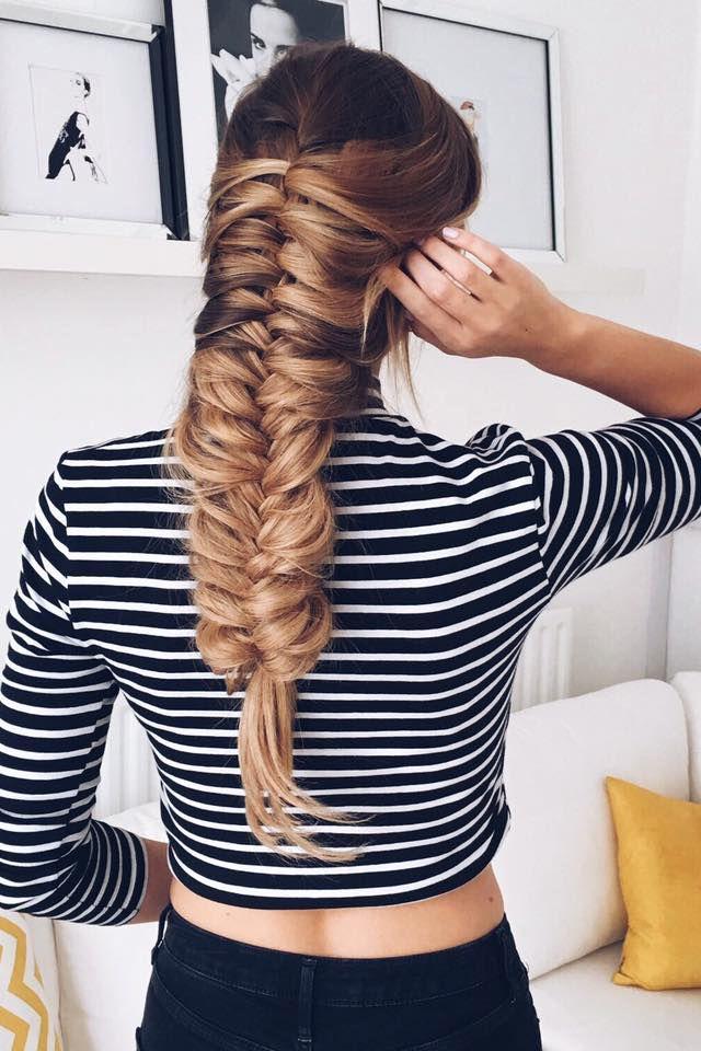skeleton braid hair