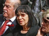 Svetlana Makarovič o tem, da bi predlagala obvezno nošnjo burke za Vinka Gorenaka