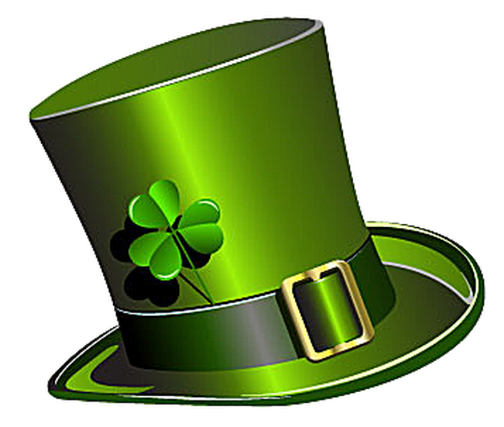 Learn About St Patrick S Day With Free Printables St Patricks Day Pictures St Patricks Day Clipart St Patricks Day Hat