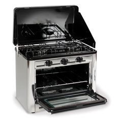 Stainless Steel Outdoor Stove/Oven. Propane