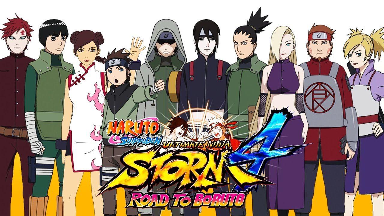 naruto storm 4 road to boruto dlc