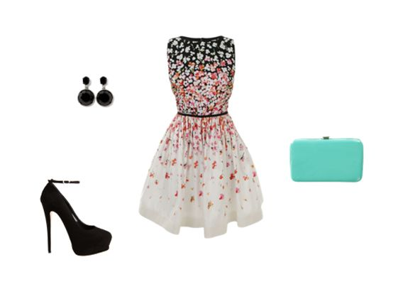 Summer Cocktail Party Outfit Ideas 3   Fashion & Style   Pinterest ...