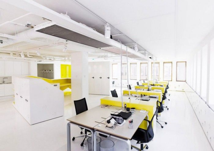 Kapero A-office design Pinterest Office designs, Industrial - innovatives interieur design microsoft