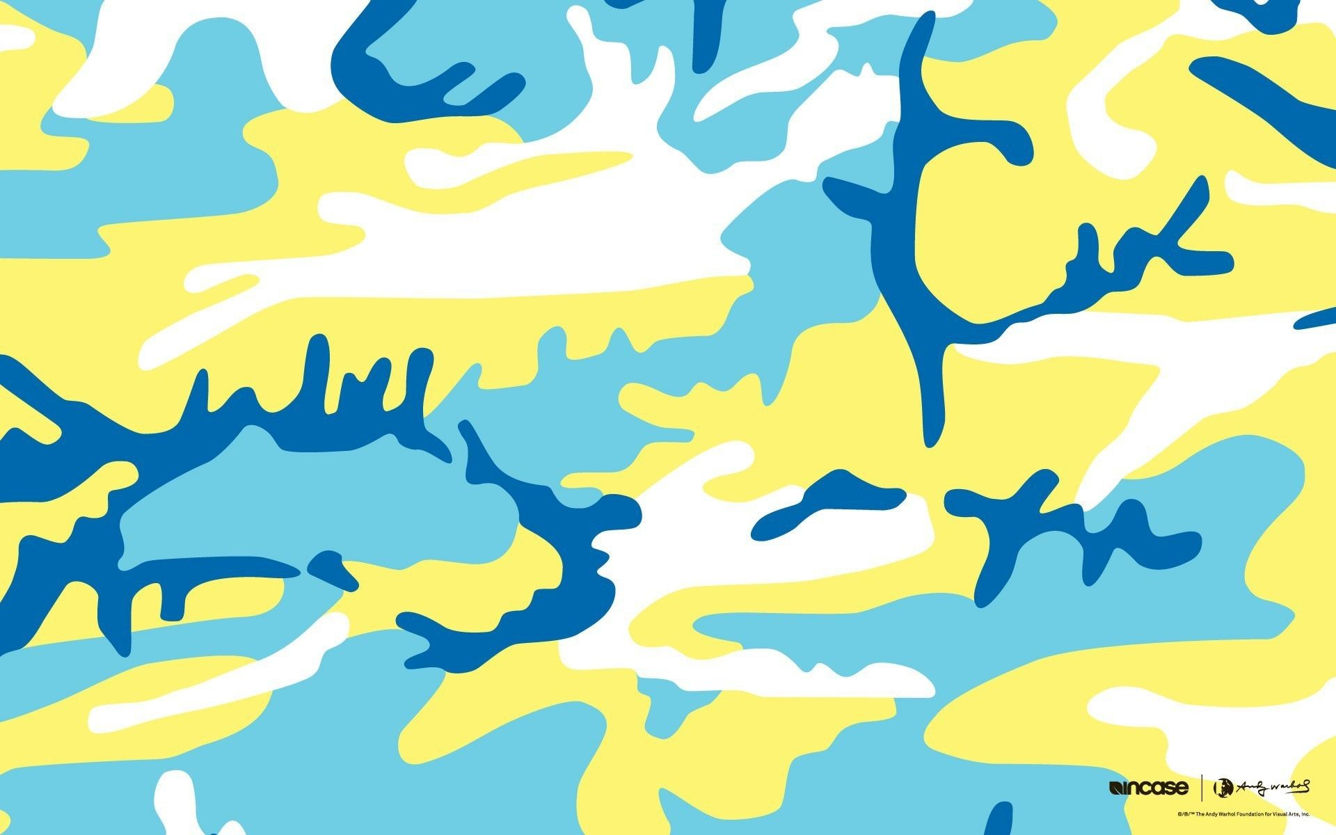 Andy Warhol Incase Camouflage 1920x1200 Warhol Incase Camouflage Via Www Allwallpaper In Camouflage Wallpaper Andy Warhol Cow Wallpaper