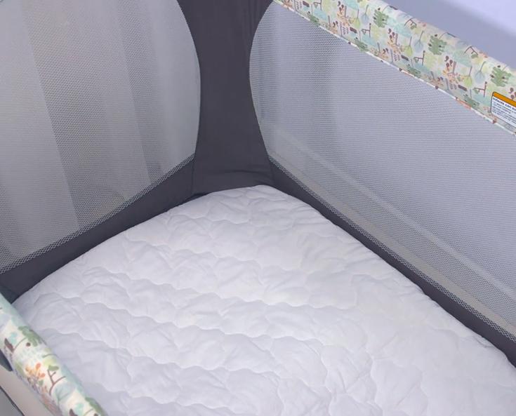 Best Waterproof Crib Mattress Pads Protectors Review In 2020 Waterproof Crib Mattress Pad Crib Mattress Pad Organic Crib Mattress