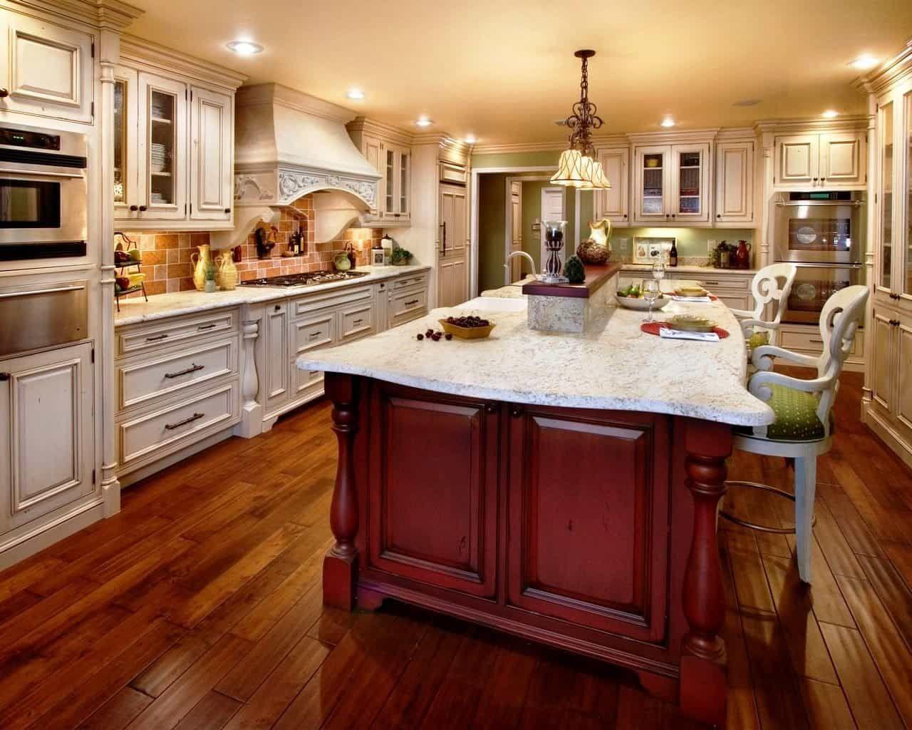 Küchendesign an der wand pin von küche deko auf küchenzeile  pinterest  küchen design