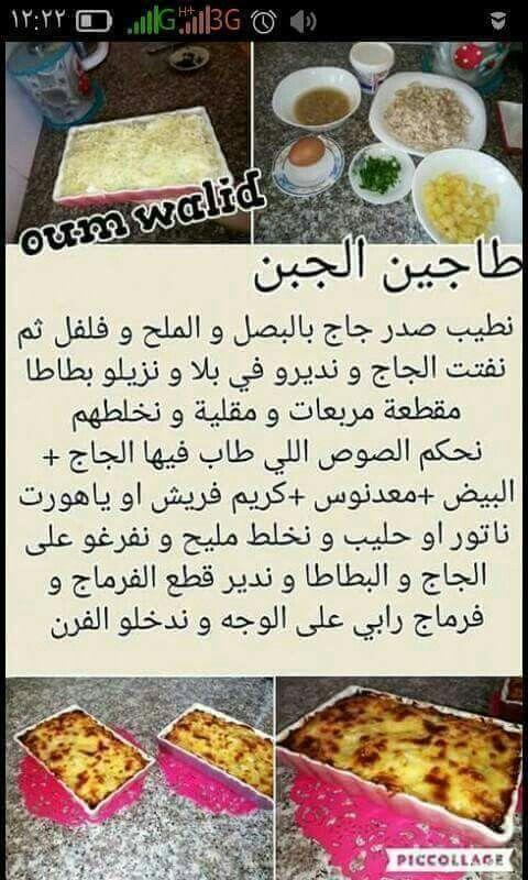 Pin By Sabrina Zatout On شهوات أم وليد Tunisian Food Ramadan Recipes Nutrition Recipes