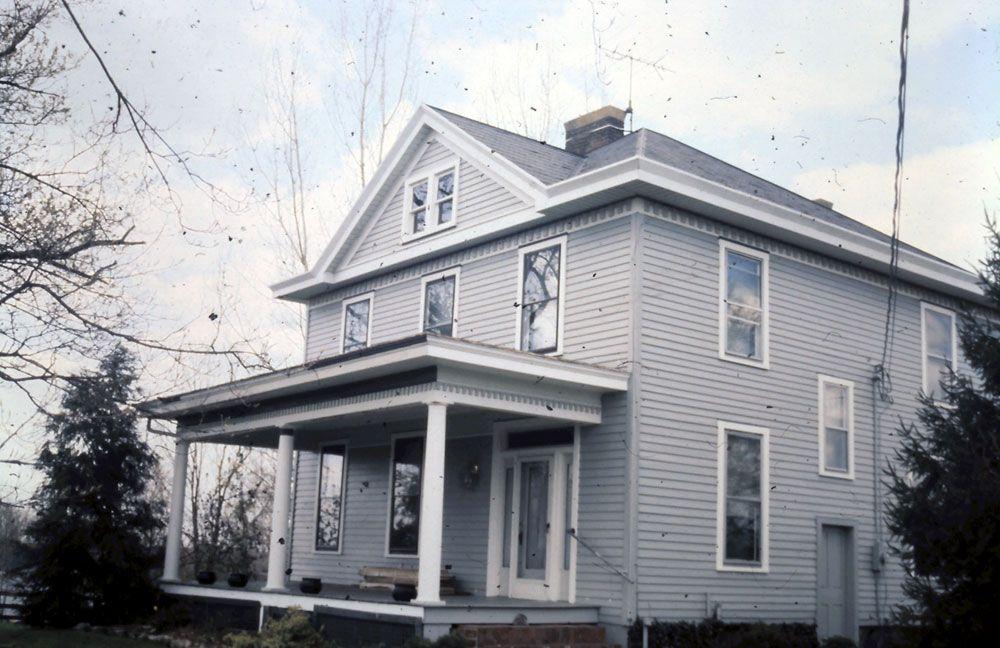 Robert Chamber House in Boone County, Kentucky.