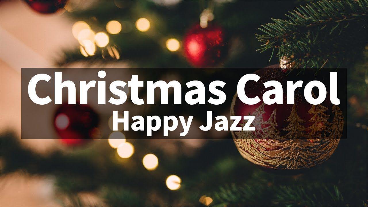 Happy ver. Christmas Jazz instrumental / Carol Piano Collection | Noel