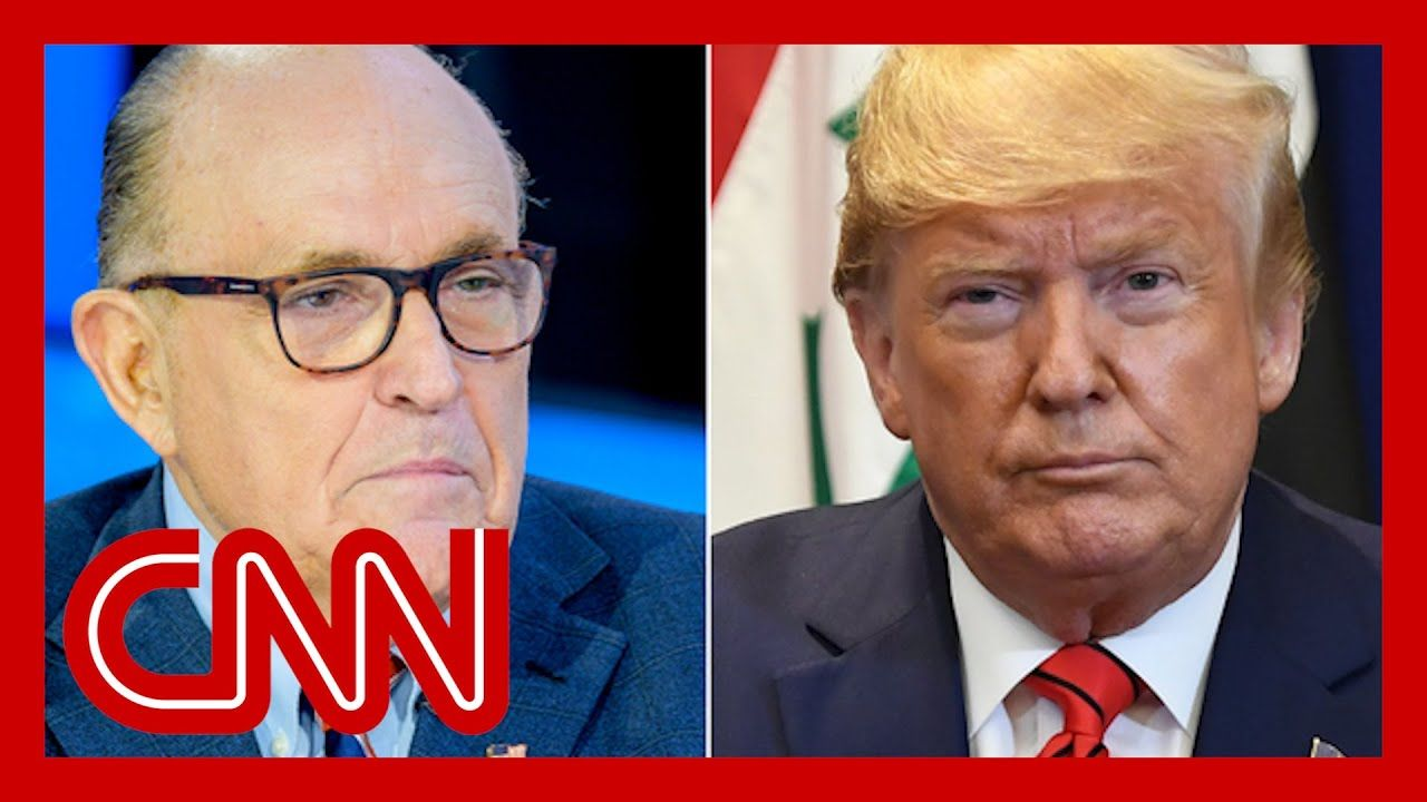 Trump Contradicts Himself On Giuliani And Ukraine Misleads On Vindman Youtube In 2020 With Images Breaking News Today Donald Trump President Donald Trump