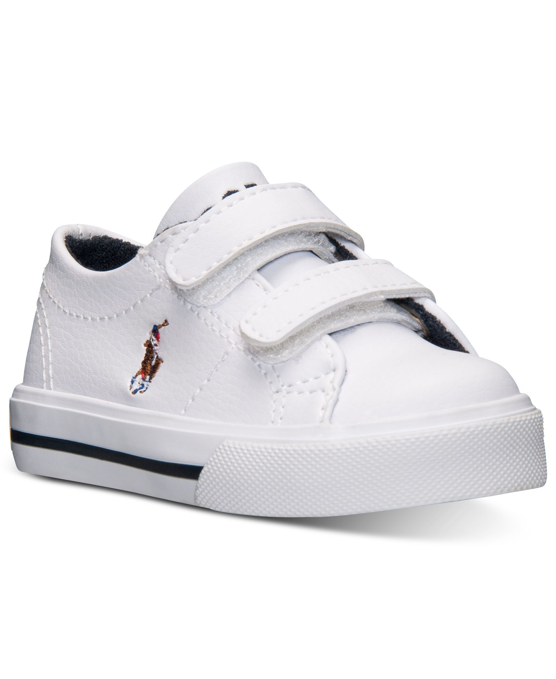 016bf022080 Polo Ralph Lauren Toddler Boys  Scholar Ez Casual Sneakers from Finish Line
