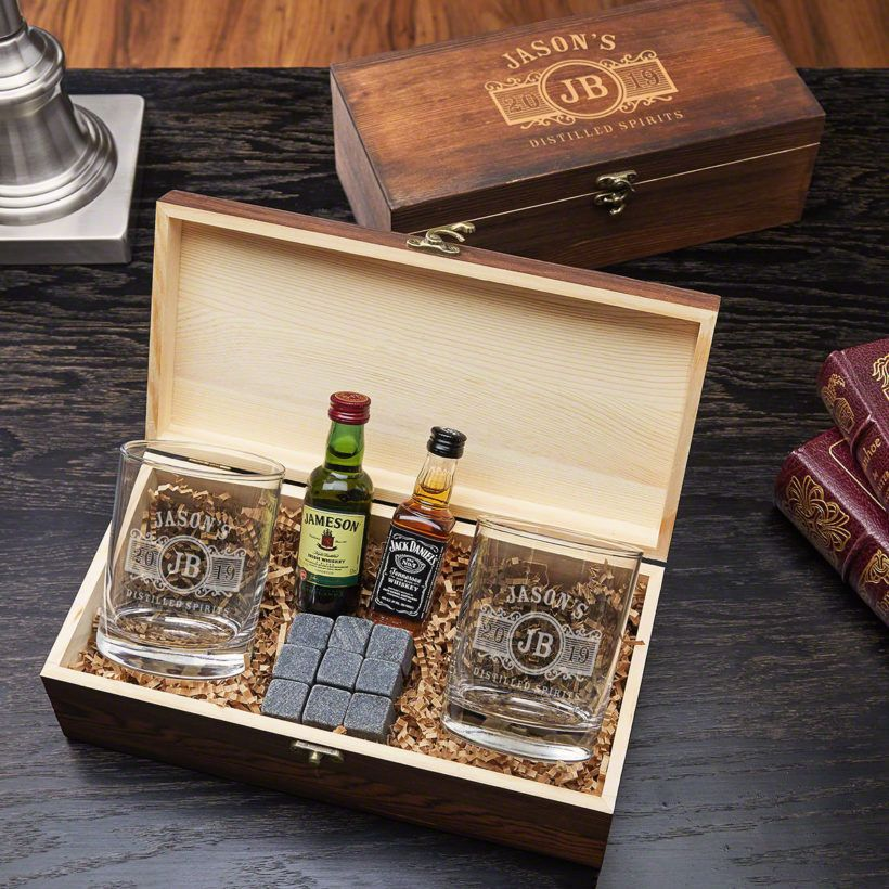 what is a good bourbon gift