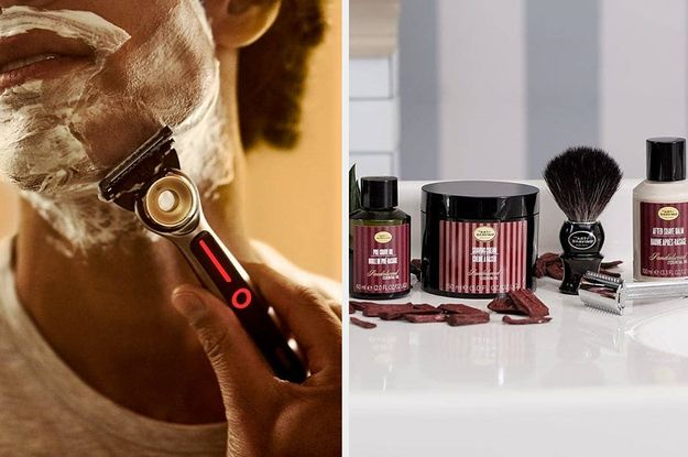 13 Gifts For The Guy Who's Just Really Into Grooming #hairandbeardstyles