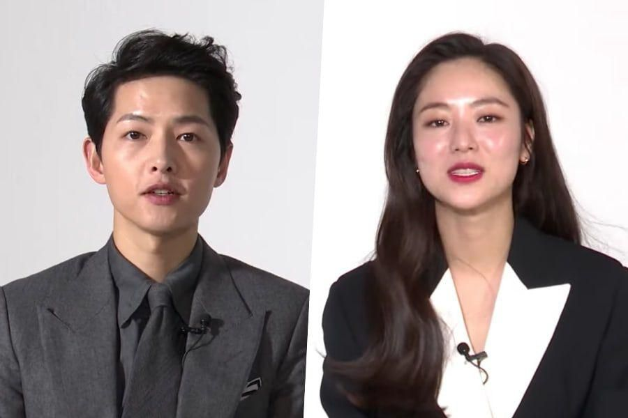 "Watch: Song Joong Ki And Jeon Yeo Bin Introduce Their Characters In ""Vincenzo"""