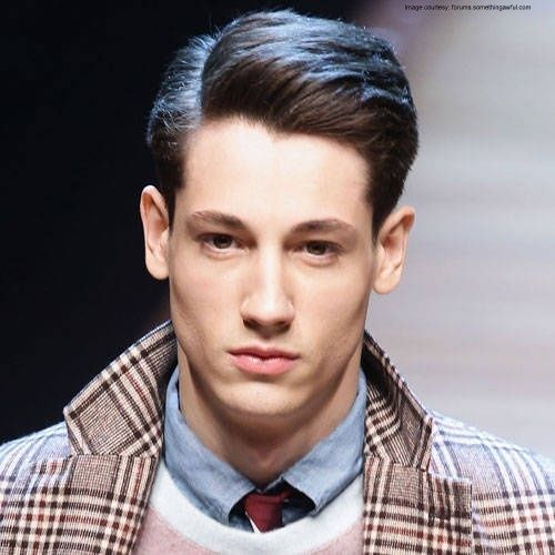 Super 1000 Images About Mens Styles On Pinterest Side Parting Teen Short Hairstyles Gunalazisus
