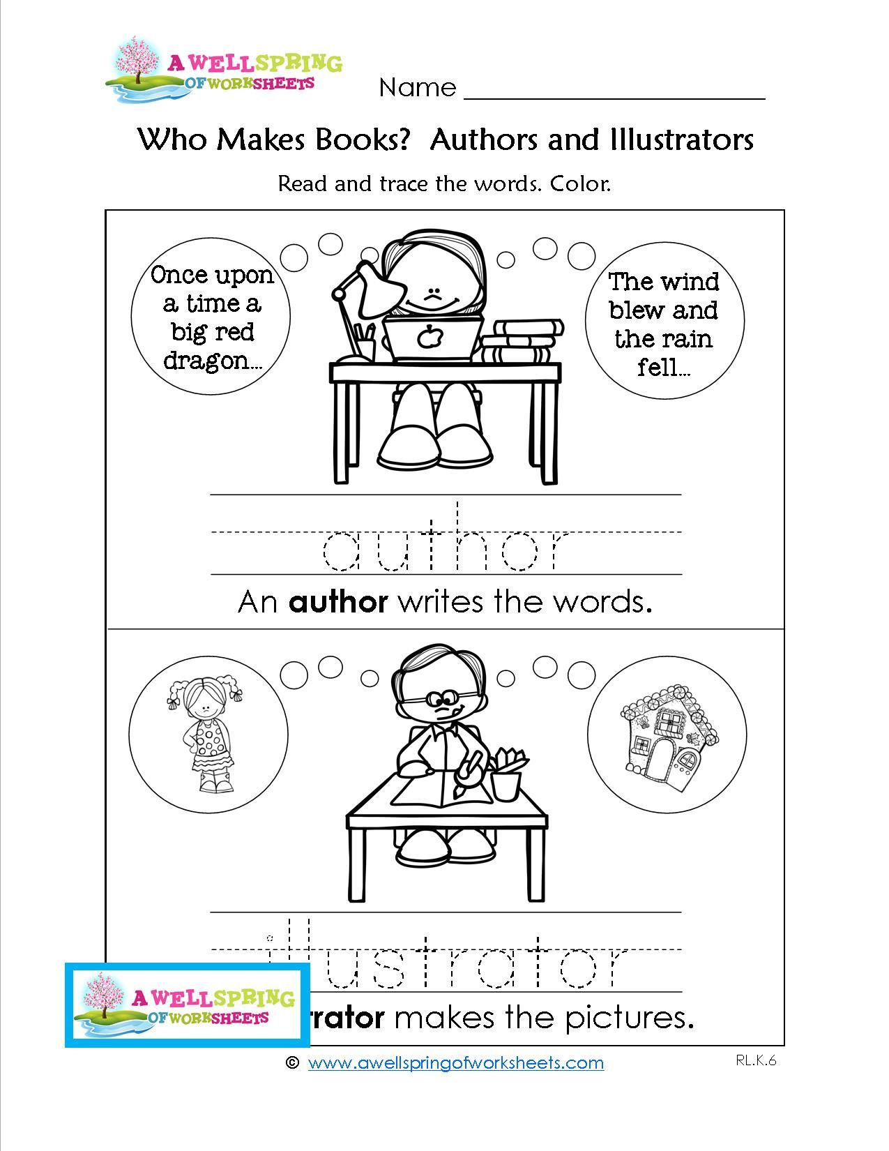 Printables Of Library Detective Worksheet