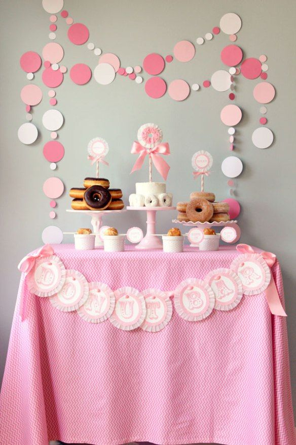 Perfect Mesa De Postres Para Baby Shower   Buscar Con Google