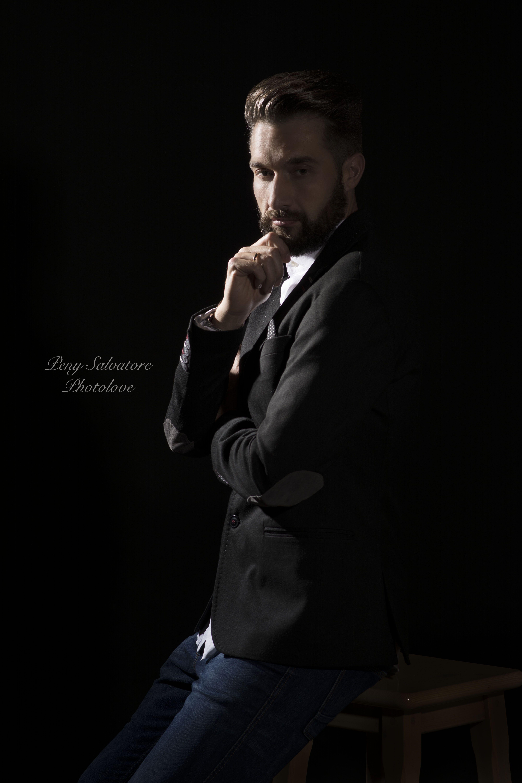 #men #hispter #mirada #iluminación #fotografía #shooting #masculino