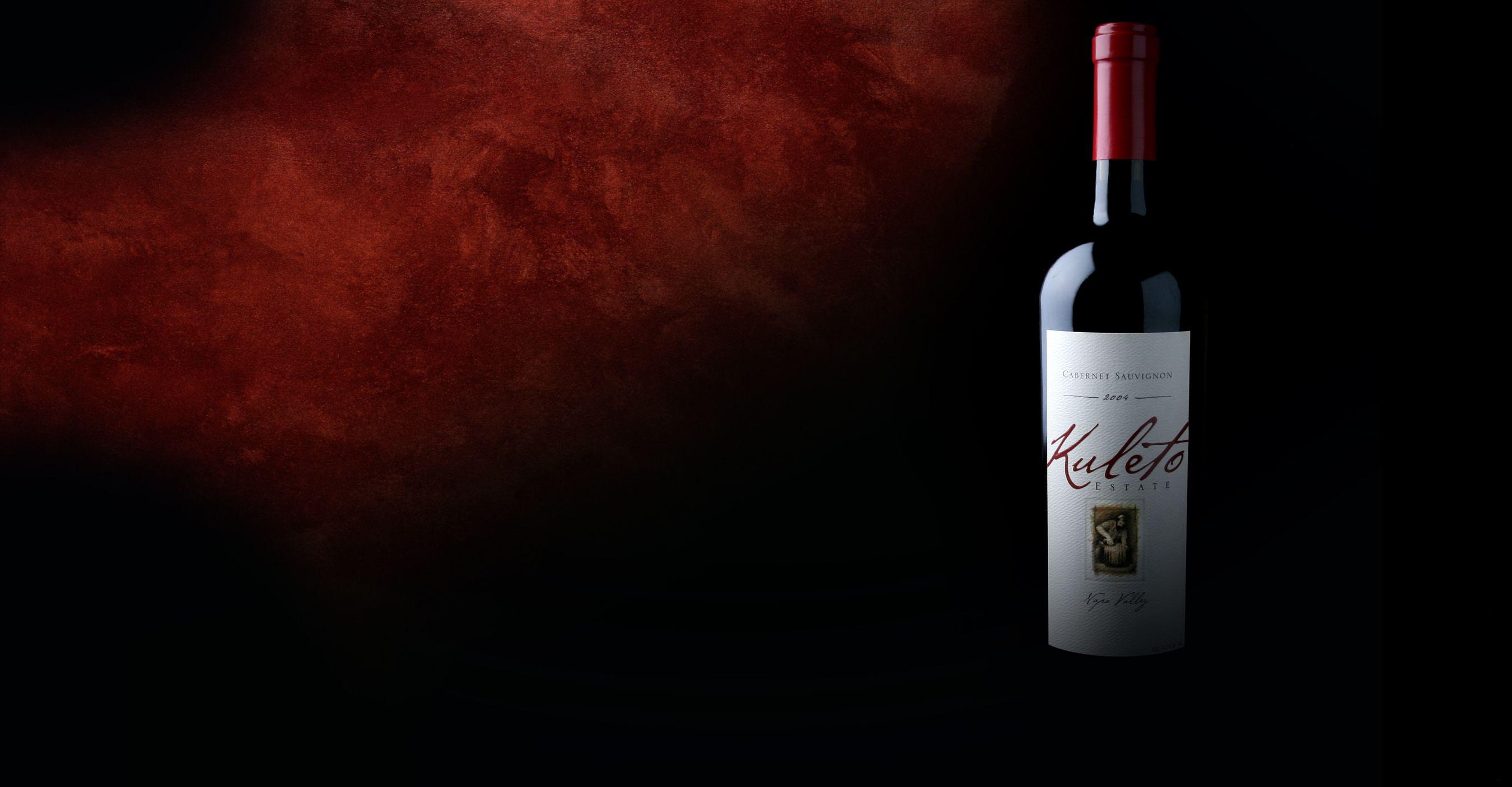 Nothing Like A Napa Valley Cab Kuleto Estate Cabernet Sauvignon Wine Bottle Cabernet Sauvignon Cabernet