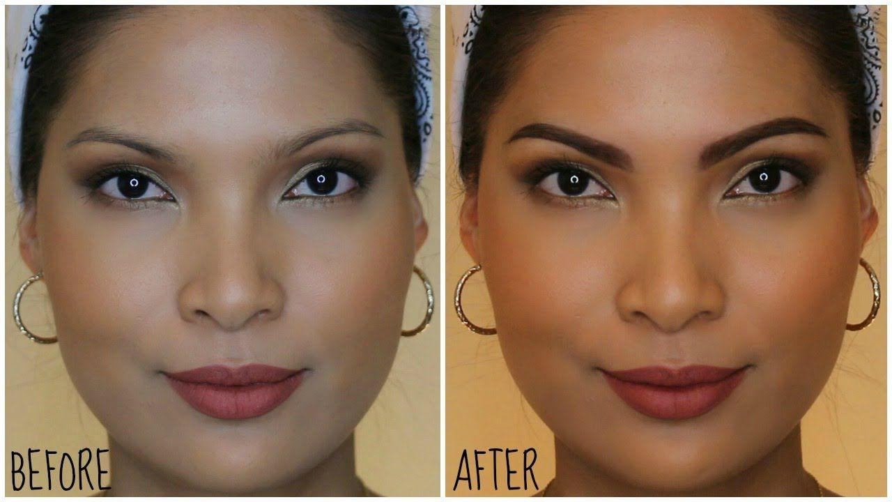 How To Tintdyecolor Your Eyebrows Foolproof Way Eyebrow