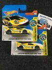 2017 Hot Wheels - Lot of 2 - Short Cards - Lamborghini Huracan LP 620 Super C83 #Diecast #lamborghinisestoelemento