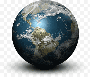 Shiny 3d Earth Png Planet Painting Earth Drawings Earth Illustration