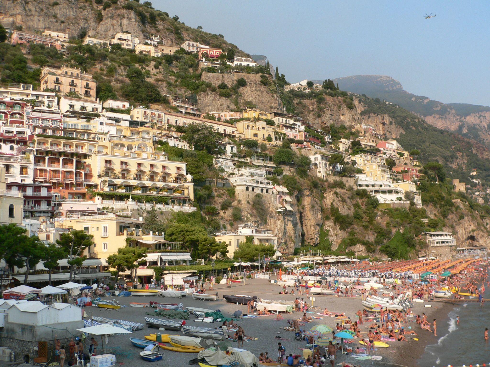 Charming Positano estate 2012