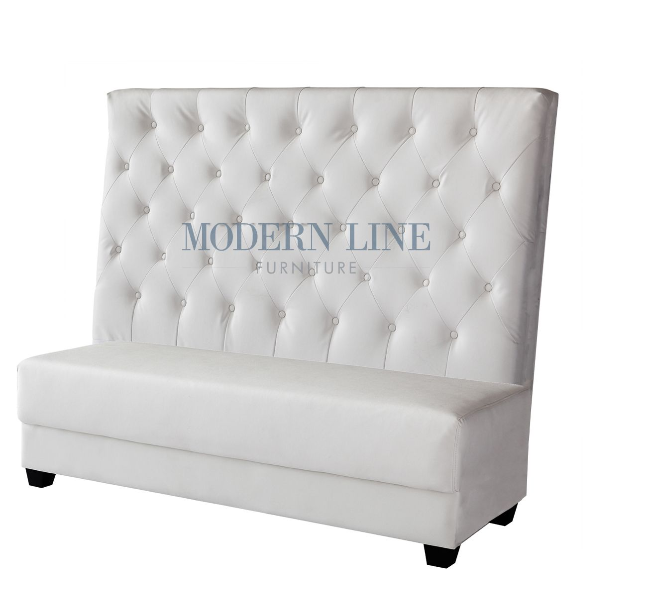 Quick Ship Ready Tall Back Bench With Images Waiting Room