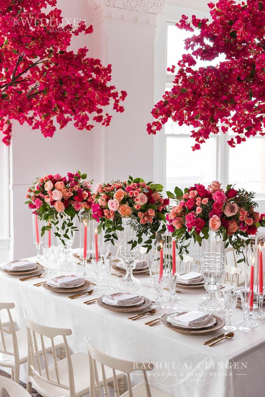 14 ideas de diseño floral para bodas: rosas preciosos  – Boda