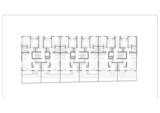 Gallery Of Ganei Shapira Affordable Housing Orit Muhlbauer Eyal Architects 6 Affordable Housing Architect Floor Plans