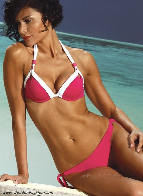 57ff4e6fe50 Jolidon Peek A Boo Push Up Bikini | ☀ Swimming in Style ☀