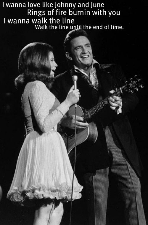 Johnny Cash June Carter Such An Iconic Couple Due To Their Love For One Another And Musical CapabilitiesI Want A Like